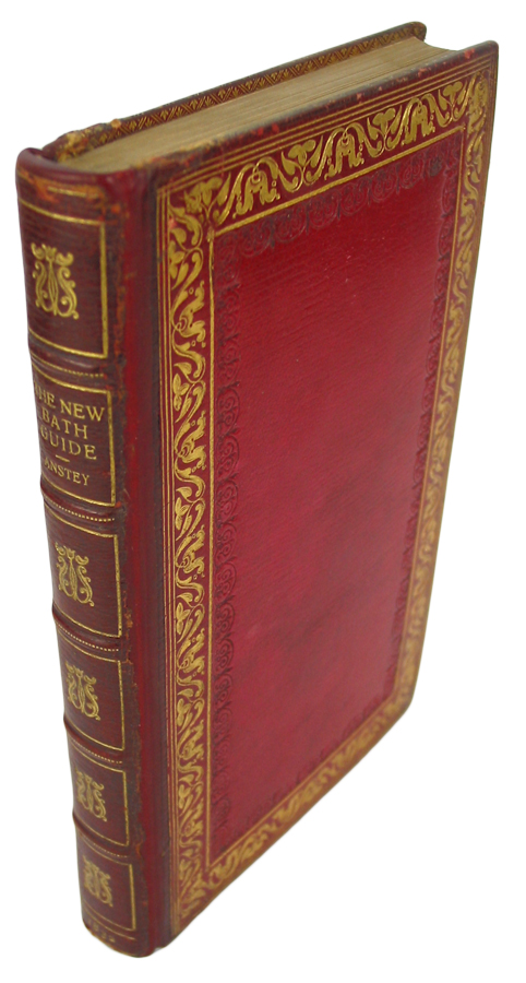 The New Bath Guide; or Memoirs of the B-n r-d Family, in a series of Political Epistles. A New Edition: With a Biographical and Topographical Preface, and Anecdotal Annotations. By John Britton. F.S.A. and member of several other societies. Embellished with Engravings by G. Cruikshank, &c. Christopher ANSTEY.