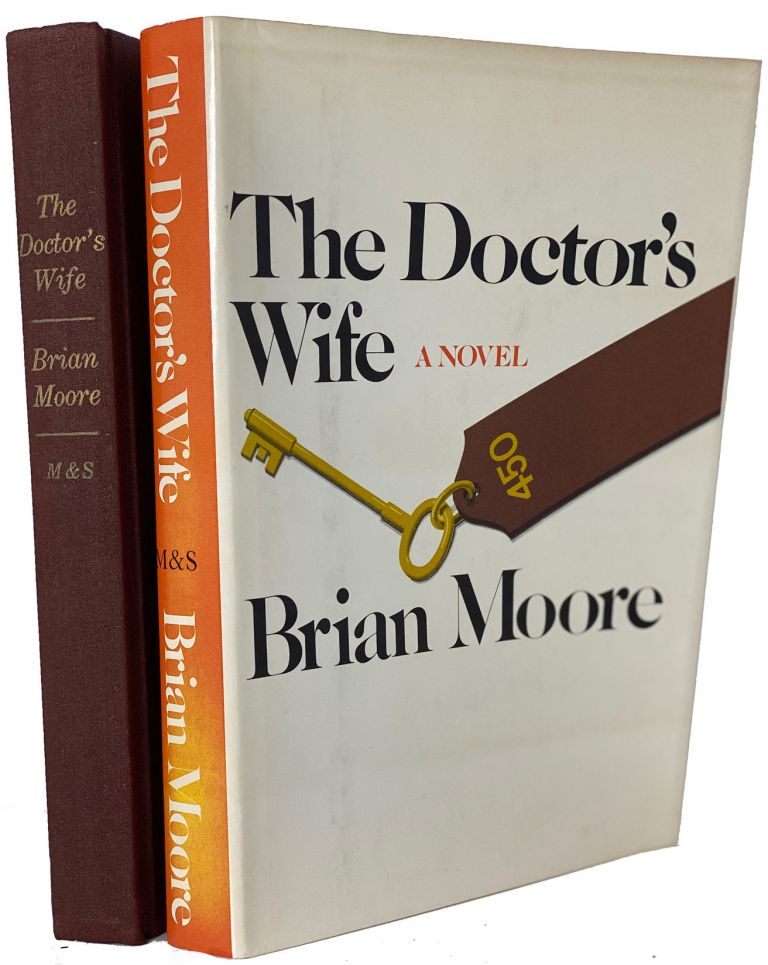The Doctor's Wife. A Novel. Brian MOORE.