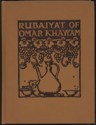 Rubiyt of Omar Khayym. Illustrated by Frank Brangwyn. KHAYYAM Omar