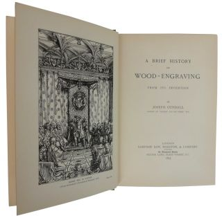 A Brief History of Wood Engraving from Its Invention.