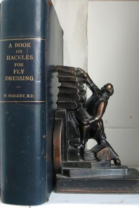 A Book on Hackles for Fly Dressing. With an Introduction by W. Keith Rollo. BAIGENT Dr, illiam