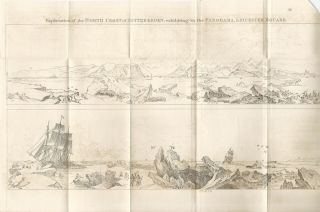 Description of a View of the North Coast of Spitzbergen, Now Exhibiting in the Large Rotunda of Henry Aston Barker's Panorama, Leicester-Square; Painted from Drawings taken by Lieut. Beechey who Accompanied the Polar Expedition in 1818 and Liberally Presented Them to the Proprietor.