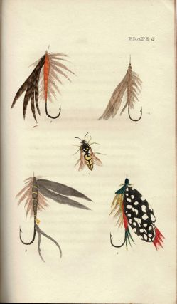 The Fly Fisher's Guide, Illustrated by Coloured Plates, representing Upwards of Forty of the Most Useful Flies, Accurately Copied from Nature. Bound Together with: Thomas Frederick Salter's The Angler's Guide, being A Complete Practical Treatise on Angling: containing the Whole Art of Trolling, Bottom-Fishing, Fly-Fishing, and Trimmer-Angling, founded on forty years' practice and observations. Second Edition. With very considerable Additions, Loval Descriptions, Glossary of Technical Terms, and Indes. Illustrated With Wood Engravings.