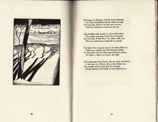 Dreams of Fort Garry. With Wood Cut Illustrations by Walter J. Phillips. An epic poem on the life and times of the early settlers of Western Canada, complete with glossary and historical notes.