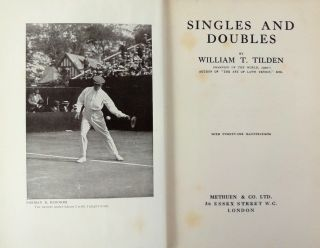 Singles and Doubles.